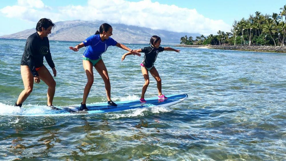 Can You Surf In Maui?