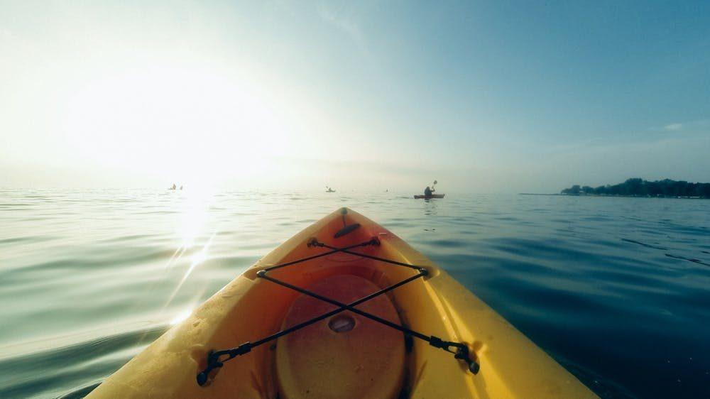 Kayaking in Turtle Town on Maui