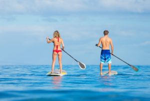 SUP-paddle-boarding